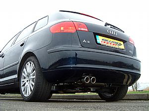 New products for the Audi A3 2.0T FSI
