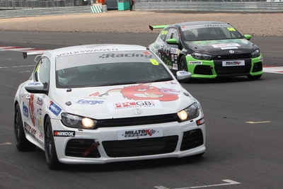 VW Racing Cup: Silverstone Race Report