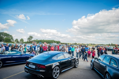 Audi S/RS Meeting in Netherlands