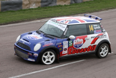 Disappointment for Lynch at Lydden Hill