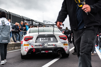 The 5th VLN round of the year saw the Milltek Sport team battle changeable weather and mixed fortune to ultimately emerge from the 6-hour race victorious