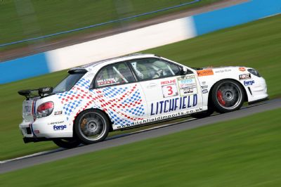 Litchfield / Powerstation's Subaru wins Europe's first Time Attack series