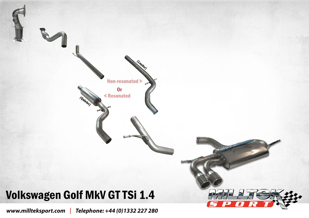 Vw Golf Gt Tsi 1 4 System Now Available